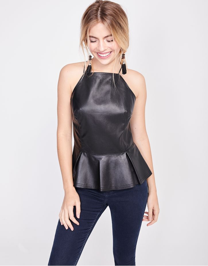 181019603_0003_010-PEPLUM-LEATHER-TOUCH