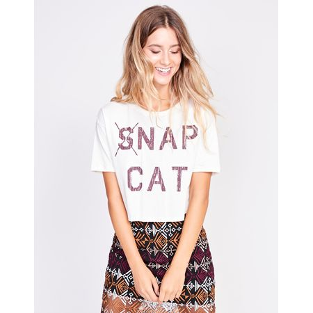 CROPPED SNAP CAT